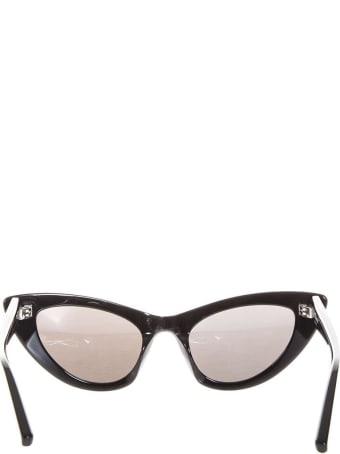 Saint Laurent Lily Black Sunglasses