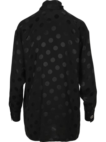 Dolce & Gabbana Dolce&gabbana Polka Dots Print Shirt
