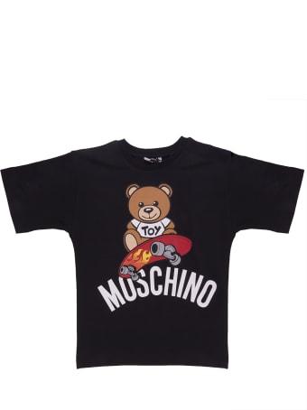 Moschino Logo Skater T-shirt