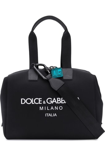 Dolce & Gabbana Neoprene Briefcase