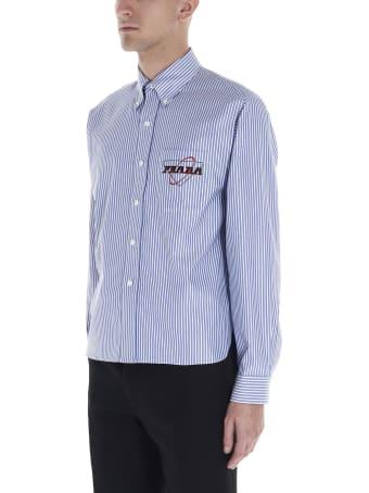 Prada 'oxford Stripes' Shirt