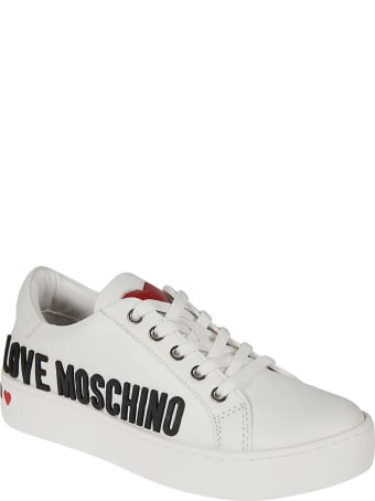 Love Moschino Side Logo Sneakers