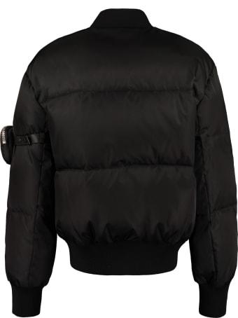 Prada Padded Bomber Jacket