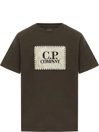 C.P. Company Undersixteen C.p. Company Kids T-shirt
