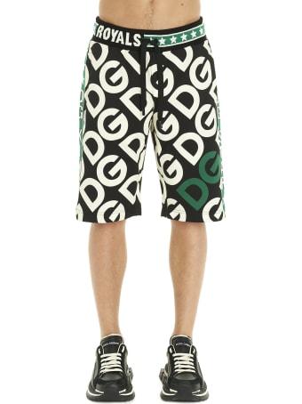 Dolce & Gabbana 'logo Mania' Bermuda