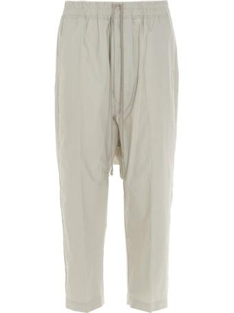 Rick Owens 'drawstring Cropped'  Pants