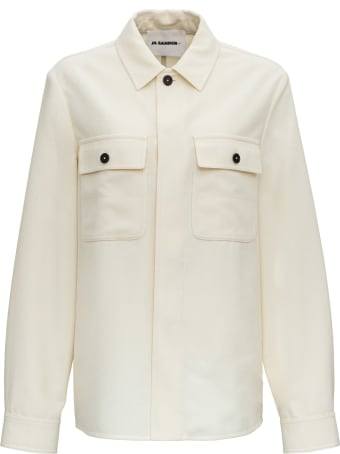 Jil Sander Flannel Shirt