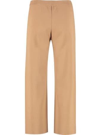 Max Mara Studio Fata Knit Trousers