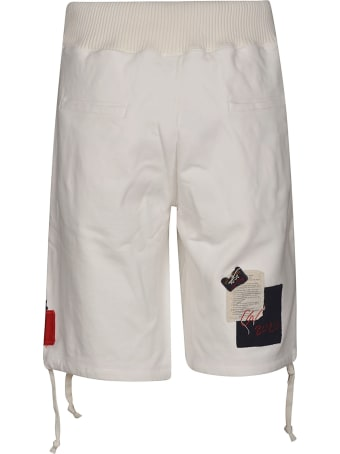 Paul&Shark Multi Patch Detail Shorts