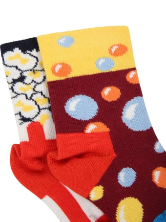 Happy Socks Multicolore Socks For Kids