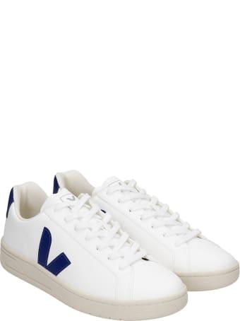 Veja Urca Sneakers In White Leather