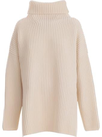 Joseph Sweater L/s Over W/stripes