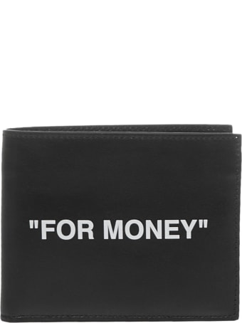 Off-White For Money Wallet
