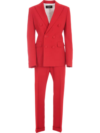 Dsquared2 Double Brested Suit