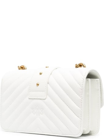 Pinko Love Mini Icon V Quilt 1 Cl Sh