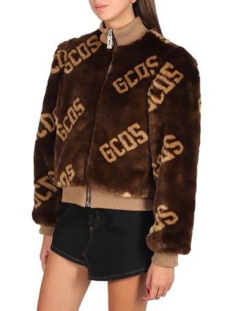 GCDS Fur Mini Hacket