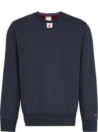 Champion X Craig Green - Cotton Crew-neck Sweatshirt