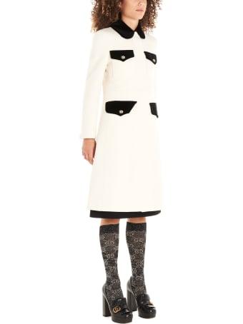 Gucci 'tigerhead' Coat