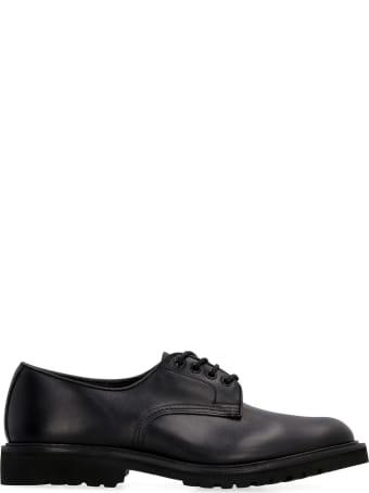 Tricker's Daniel Leather Lace-up Derby Shoes