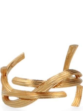 Saint Laurent 'monogramme' Bracelet