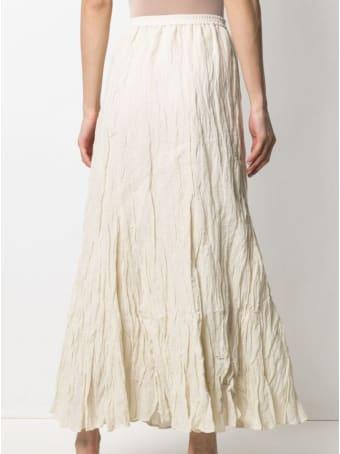 Mes Demoiselles Chira Long Cotton Skirt