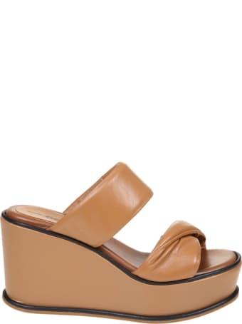 181 Alberto Gozzi 181 Mules In Leather Color Nappa