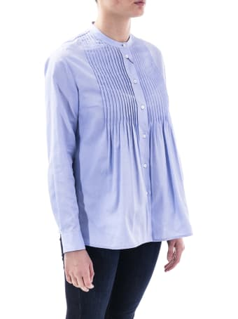 Weekend Max Mara Max Mara Weekend Teatino Cotton Blouse
