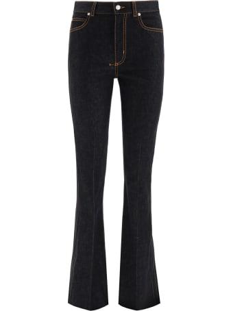 Alexander McQueen Bootcut Jeans