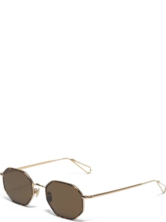 AHLEM Ahlem Luxembourg Champagne Turtle Windsor Sunglasses