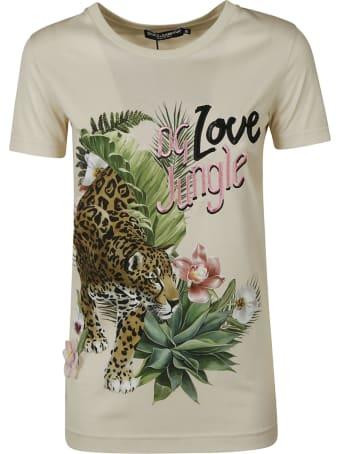 Dolce & Gabbana Love Jungle T-shirt