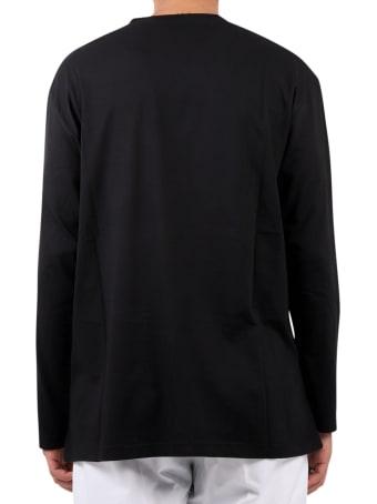 Raf Simons Black Ls T-shirt