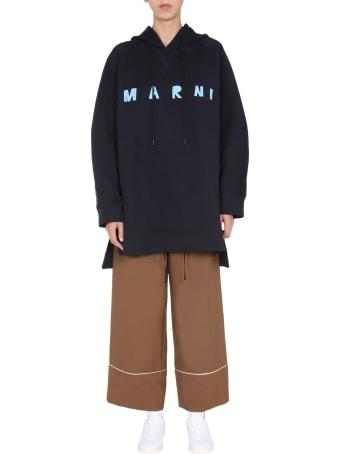 Marni Oversize Fit Sweatshirt