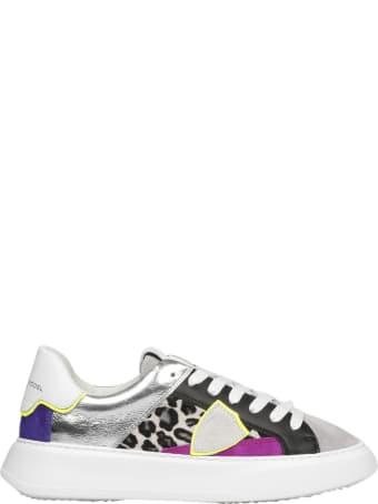 Philippe Model Temple L D Fancy Pop Sneakers