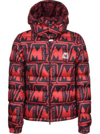 Moncler Logo Motif Padded Jacket