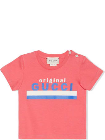 "Gucci Baby ""original Gucci"" Cotton T-shirt"