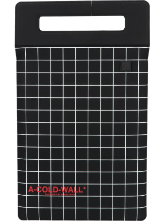 A-COLD-WALL Tablet Clutch