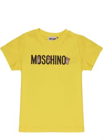 Moschino Teddy Logo T-shirt