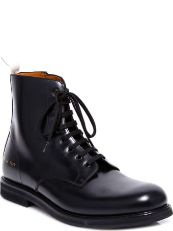 Common Projects Standard Combat Boot Ankle Boots