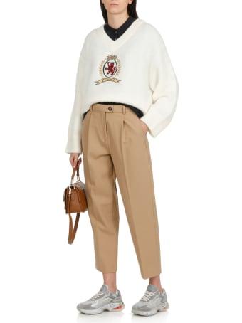 Tommy Hilfiger Virgin Wool Trousers
