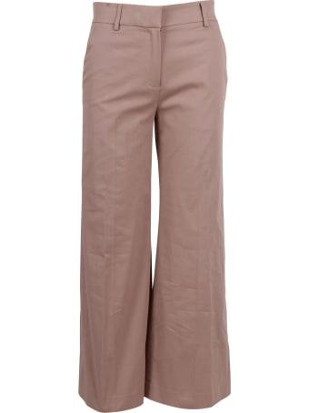 True Royal Cotton Trousers