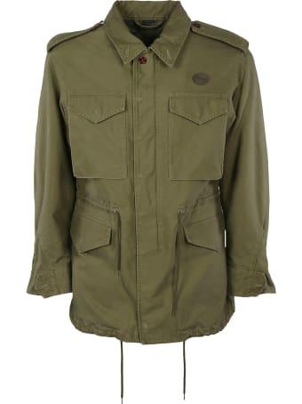 Gucci Olive Coat