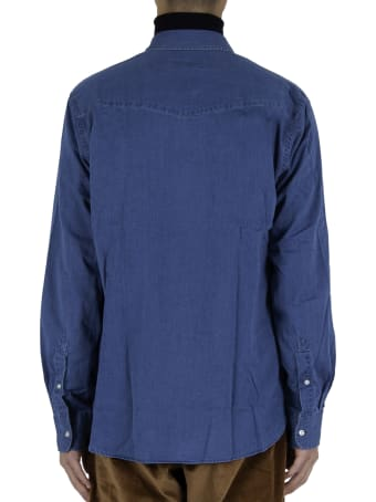 Officine Générale Antime Shirt - Denim
