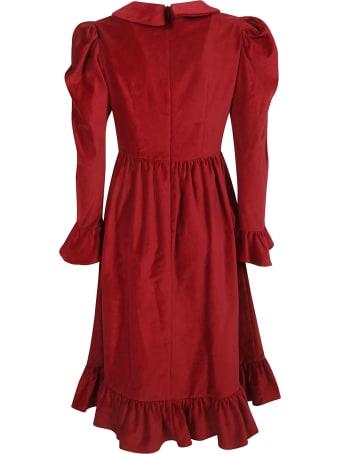 Batsheva Ruffled Dress