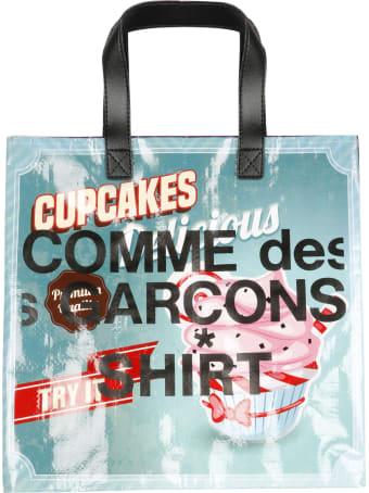 Comme des Garçons Shirt Delicious Shopping Bag