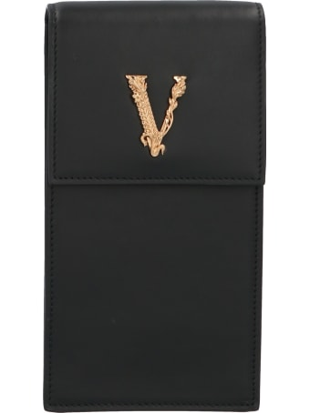 Versace 'v' I-phone Holder