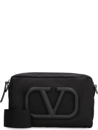 Valentino Valentino Garavani - Vlogo Nylon Messenger Bag