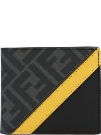 Fendi 'ff Diagonal' Wallet