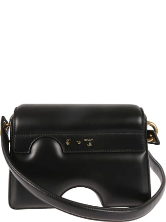 Off-White Burrow Shoulder Bag