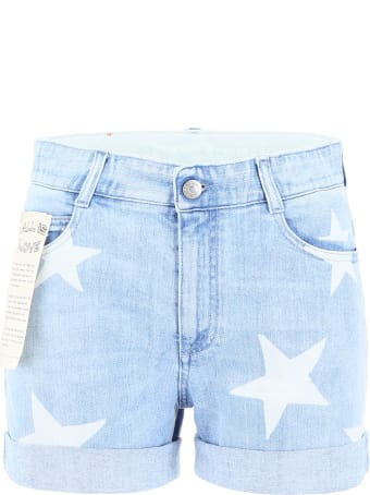 Stella McCartney Star Print Shorts