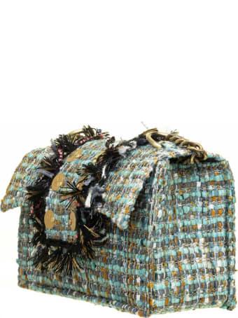 Kooreloo Kooreloo Green Fabric Crossbodybag
